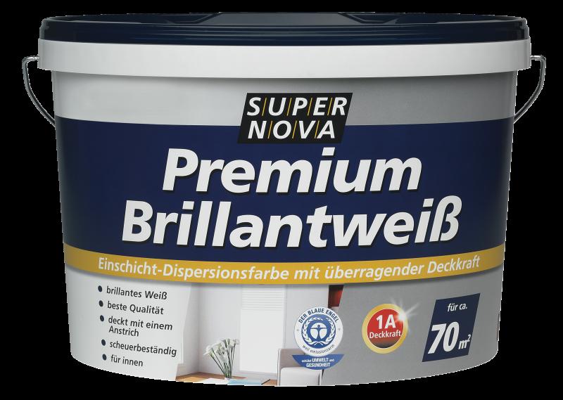 Premium Brillantweiß Supernova