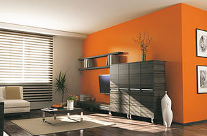 w nde farbig gestalten. Black Bedroom Furniture Sets. Home Design Ideas